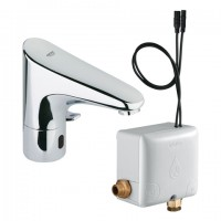 GROHE Powerbox Europlus E 36387, Infrarot-Elektronik für WT mit Mischung, 36387000