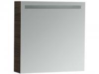 Laufen Spiegelschrank m. Beleuchtung Alessi One 1 Tür 1 Schublade rechts,  o. Schalter, 650x650x165m