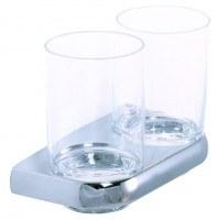 Dietsche Metasoft Dopp.Glashalter mit Gläser