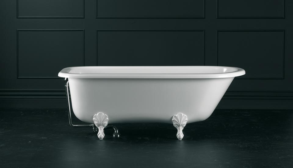 victoria albert hampshire freistehende badewanne 1705 x 780 mm. Black Bedroom Furniture Sets. Home Design Ideas