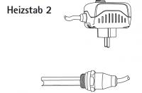HSK Heizstab 2, 900 Watt