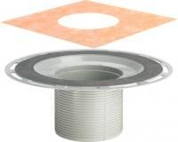 Viega Aufstockelement Advantix 4994, aus Kunststoff grau