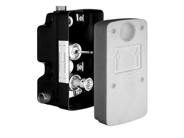 Wandeinbau-Masterbox WBD-SC-T LINUS Funktion: Selbstschluss Thermostat 018000099