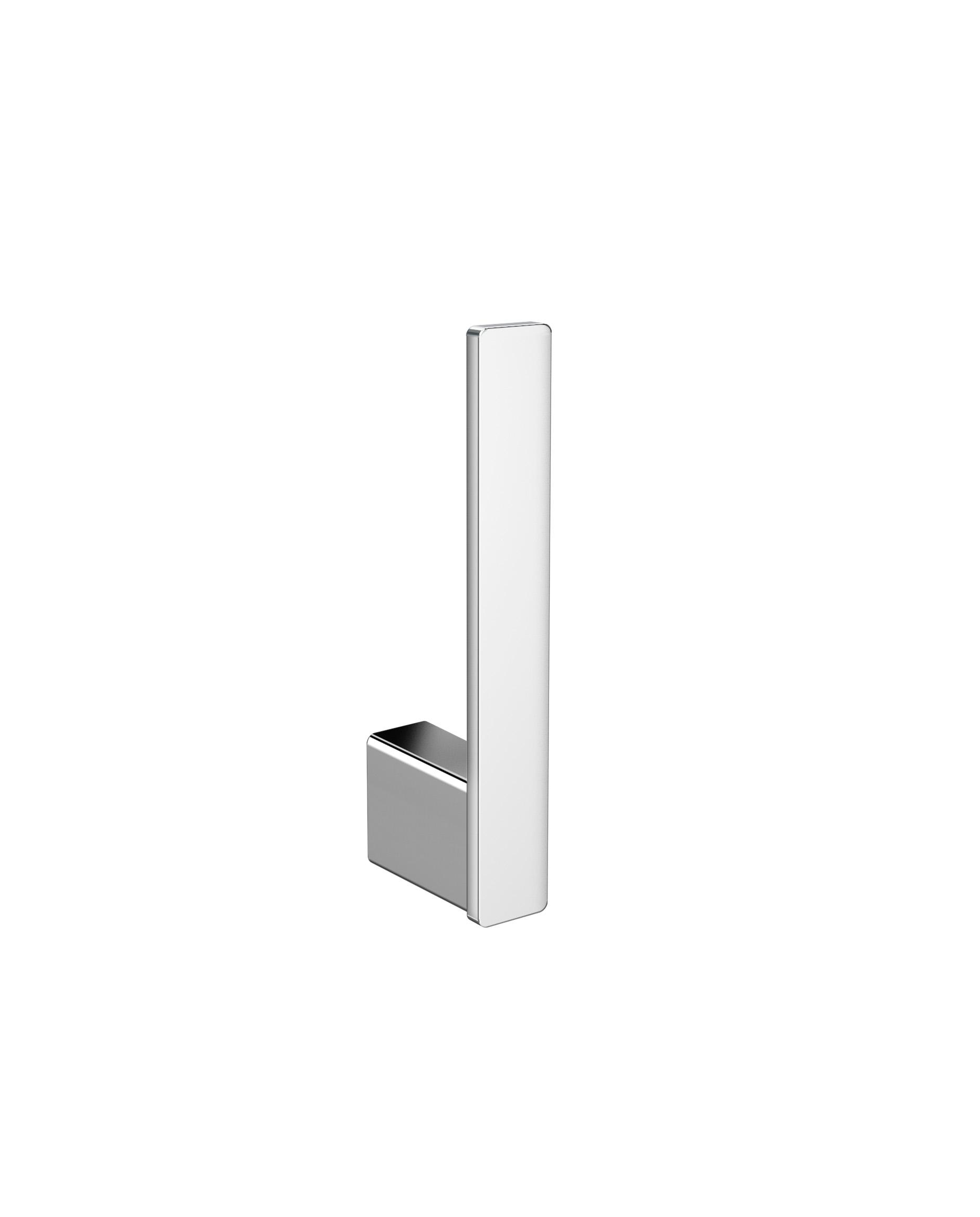 Emco loft Reservepapierhalter Ausführung senkrecht für 1 Rolle chrom