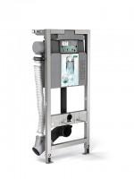 MEPA VariVIT Air-WC-Element Spülkasten Sanicontrol Typ A31 mit Lüfter