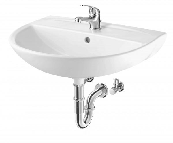 Neuesbad Basic plus Waschtisch Set 60 cm