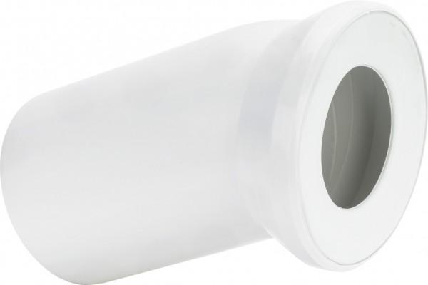 Viega WC Anschlussbogen 22,5 Grad 3813 in DN100 x 150mm Kunststoff manhattan