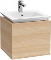 Villeroy & Boch Waschtischunterschrank Legato B265 500x425x440mm Glossy Grey, B26500FP
