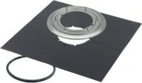 Viega Klemmflansch 4998.3, aus Kunststoff schwarz