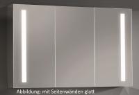 Sanipa Alu LED Spiegelschrank Reflection, AU3149Z, Breite:1000mm, Höhe:747mm, Tiefe:173mm
