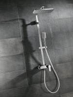 HSK Shower Set RS Softcube, chrom