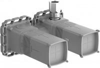 Hansa UP-Einbaukörper Einhand-Batterie Hansamatrix 4400 0100, verchromt, 44000100