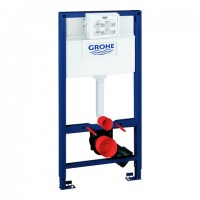 GROHE Rapid SL für WC 38525 Bauhöhe 1,00 m mit Spülkasten 6 - 9 l