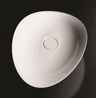 Marmorin Tinette Aufsatzwaschbecken