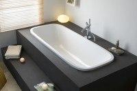 Hoesch Badewanne SingleBath Uno 1766x750 f. Einb.,