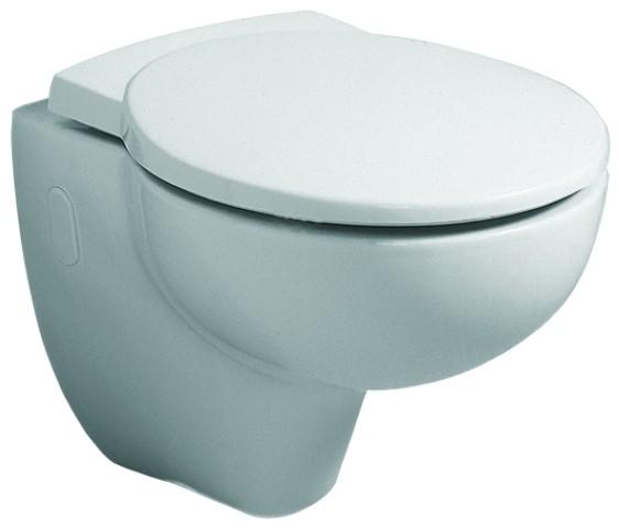 WC-Sitz Joly 571010, mit Deckel, ohne Absenkautomatik, 571010000, weiss 571010000