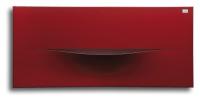 Caleido cut horizontal einlagig Badheizkörper B: 1020 mm x H: 460 mm