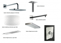 HSK Shower Set 2.23 Softcube chrom