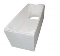 Neuesbad Wannenträger für Keramag Felino 190x90 Bohr.li