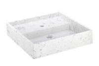 Cosmic Container Waschbecken 57 cm, Weissmatt, 7750510