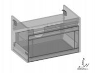 Neuesbad Premium Serie 5 Waschtischunterschrank