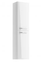 Neuesbad Basic plus Hochschrank, B:500, H: 1440, T:250 mm, weiss lackiert
