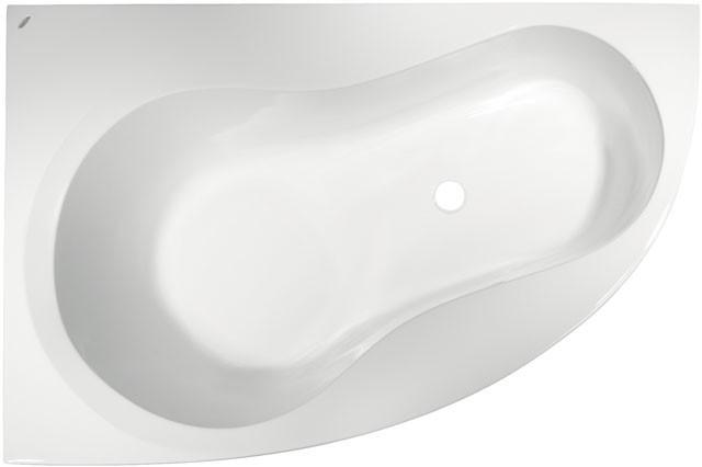 Raumspar-Badewanne Aqua 1500mm K622101