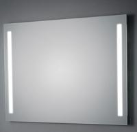 KOH-I-NOOR T5 Wandspiegel mit Seitenbeleuchtung, B: 140 cm, H: 80 cm