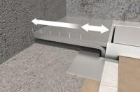 ESS Modulo TAF Wall-Verlängerungsset 40 mm, MTAFW-VER-40
