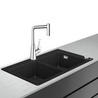 Hansgrohe Select 320 Spülencombi 770 chrom C51-F770-05, 43216000