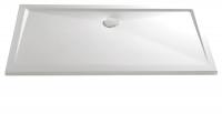 HSK Acryl Rechteck Duschwanne 90 x 120 x 14 cm, super-flach, für Bodeneinbau