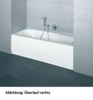 Bette Rechteck-Badewanne Form Comfort 3490, 170x80x42 cm