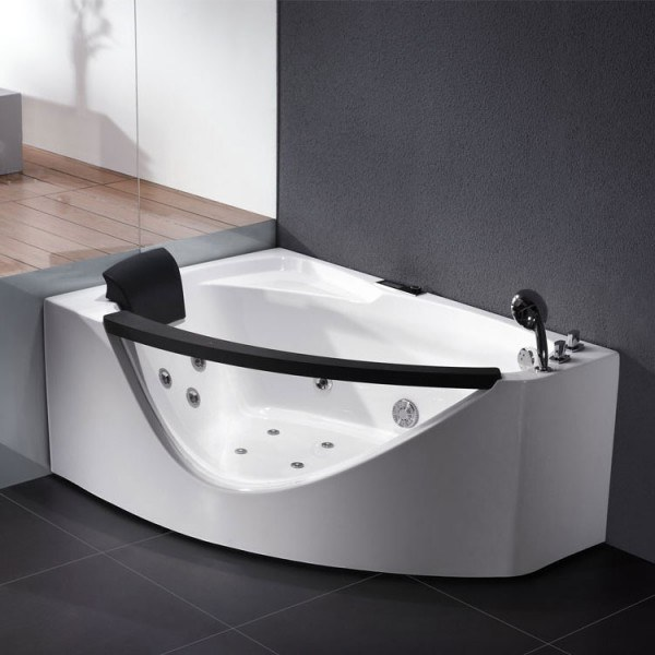 Neuesbad Whirlpool S 150 x 100 cm, Version rechts