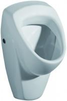 Keramag Urinal Renova Nr.1, Zulauf von hinten, B: 360, T: 370 mm, 235338000, weiss