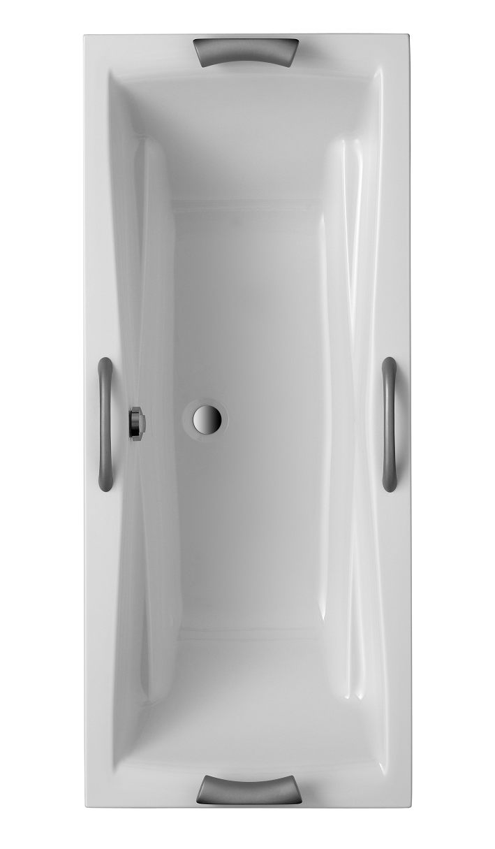Image of Acryl Badewanne Atlanta DUO 1800x800 mm, weiß