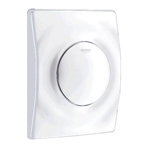 GROHE Urinal-Betätigung Surf 38808 FMS für manuelle Betätigung alpinweiß