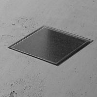 Aqua Jewels Quattro MSI-1 20x20 cm Zero+Edelstahl gebürstet