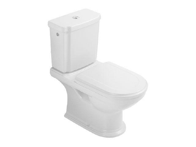 Tiefspül-WC für Kombination 666210R3