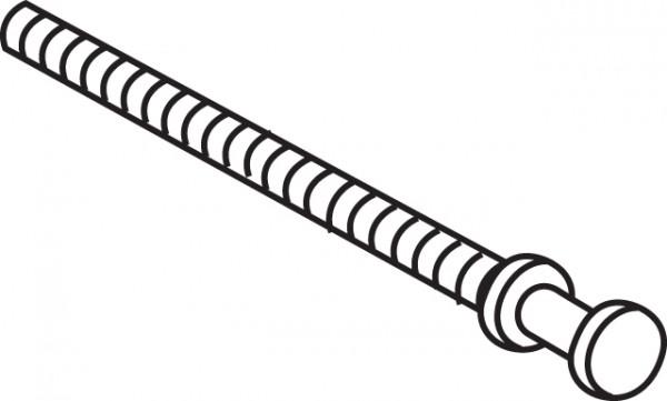 Mepa Drückerstange für UPSK SC, A11/A12/A31/E1/1E21/E31/B31, 590807