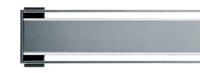 I-DRAIN Rostabdeckung Plano matt, 60cm,Edelstahl,ABS Kunstoff