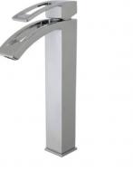 AquaConcept Duo Einhand-Waschtischarmatur Click-Clack Ablaufgarnitur  310 mm