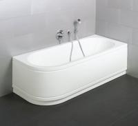 Bette Rechteck-Badewanne Starlet V Comfort 6690, 170x75x42 cm