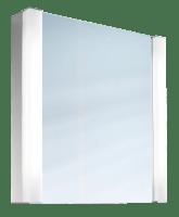 Schneider Spiegelschrank Pepline 60/1/FL, 2x14W 600x640x120 weiss, 153.060.02.02