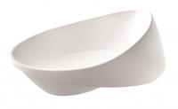 Marmorin Goccia Badewanne L: 1967 mm, B: 963 mm, H: 763 mm, weiss glänzend