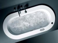 Hoesch Badewanne Starck 1 1800x900, weiß