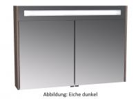 VitrA Spiegelschrank VitrA S20 1000 x, 150 x 700 mm Korpus weiss, Dekor, 82241
