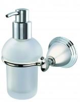 Geesa Montana Classic Seifenspender mit Glasbehälter