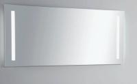 Sanipa LED Lichtspiegel variabel ohne Waschtisch-Beleuchtung, (Reflection) LS7109Z 765x600-2000x40mm