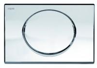 Mepa Ellipse für A21/E21 Betätigungsplatte Start/Stopp Glanz Chrom