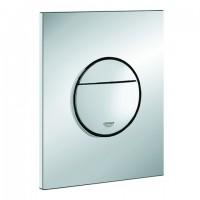 GROHE WC-Betätigung Nova Cosmopolitan S, 37601 2-Mengen/Start&Stopp chrom, 37601000